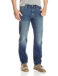 New-Levi-039-s-Men-039-s-541-Athletic-Straight-Fit-Jean-Stretch-Blue-Canyon