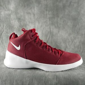 best sneakers 42b42 fb172 Image is loading 759996-601-Air-HYPERFR3SH-Roshe-Mid-GYM-RED-