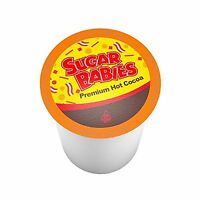 Sugar Babies Hot Cocoa For Keurig K-cup Brewers 40 Count Sugar ... Free Shipping