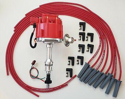 BIG BLOCK FORD 351C-351M-400M-429-460 Pro Series HEI Distributor /& 50k volt Coil