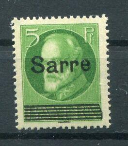 SAAR-18-pfbii-Variete-NEUF-BPP-z6016
