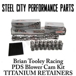 Details about Brian Tooley Racing BTR Stage 4 PDS Supercharger/Blower LS  Cam Kit