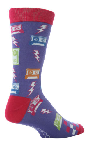 Herren Dare to Wear geschenkkarton baumwolle bunt muster Socken 40-45 eur