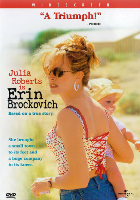 ERIN BROCKOVICH (WIDESCREEN) (BILINGUAL) (DVD)