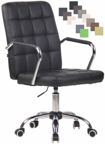 Bürostuhl Terni Kunstleder Stoff Drehstuhl Chefsessel Schreibtischstuhl PC Stuhl