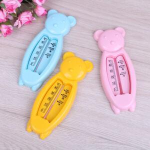 1 Stück Baby wassertemperatur tester infant badewanne bär form thermometer sg