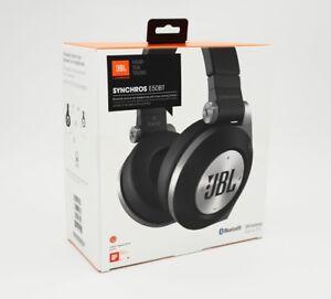 JBL-Synchros-E50-BT-schwarz-black-Bluetooth-Headset-Kopfhorer-Neu-amp-OVP