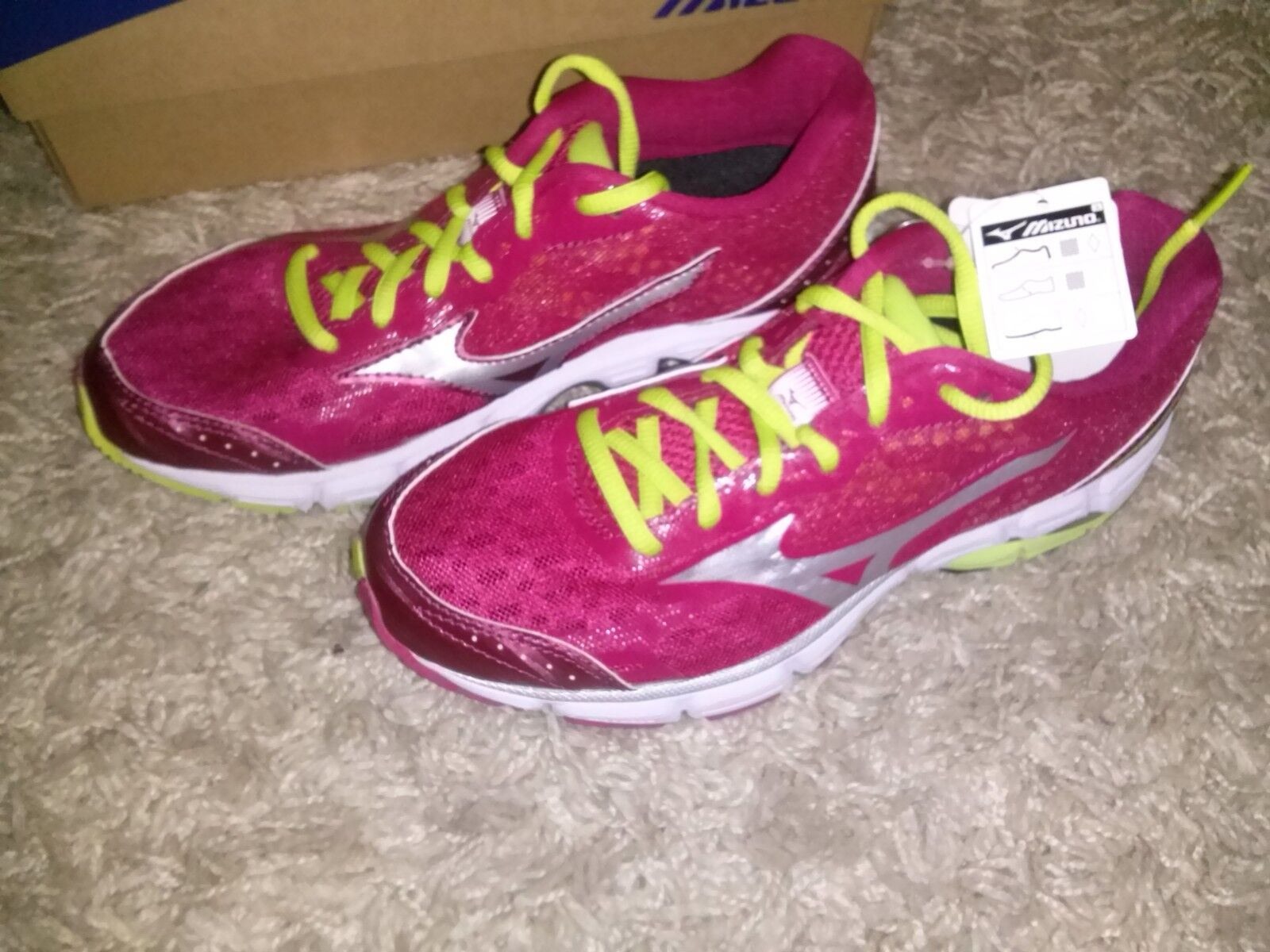 Mizuno Wave Connect (W) talla 36 1 2  j1gd144802 mentecato multiColor  mejor moda