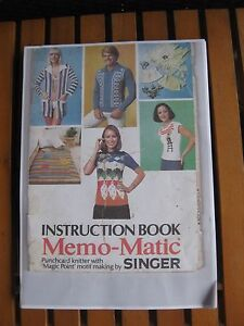Singer-Knitting-Machine-Model-Memo-Matic-329-327-Instruct-Book-Electronic-copy