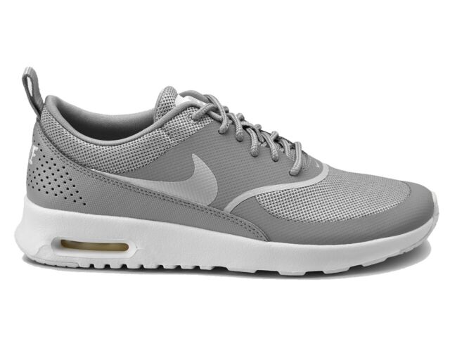 Women's Nike Air Max Thea 599409 034 Ladies Trainers Grey Gym Running Shoes