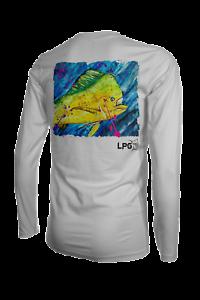 Electric Mahi Vibe Performance Shirt UPF50