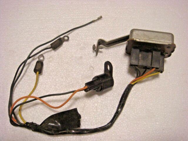 amc amx wiring harness nos 70 71 amc gremlin hornet javelin amx rebel mata amb low fuel  amc gremlin hornet javelin amx