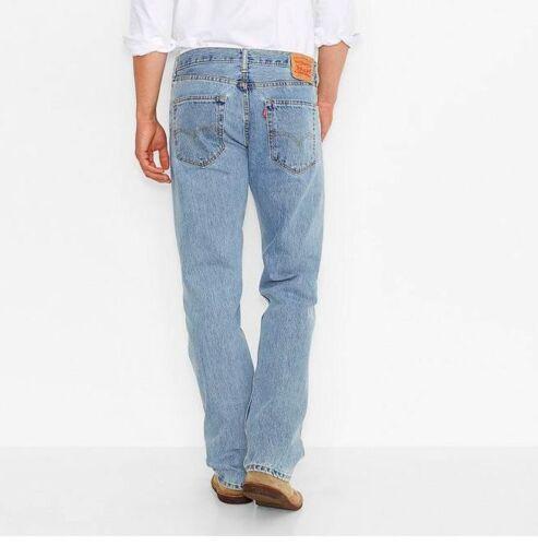 42 1361 x style de 505 coupe 32 de jeans 4834 Levi's régulière bleu Jeans coupe HPZw6Z
