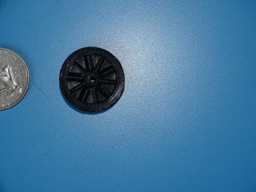 B25 DINKY TOYS 617 ROUE NOIRE DE CANON ANTI TANK en plastique