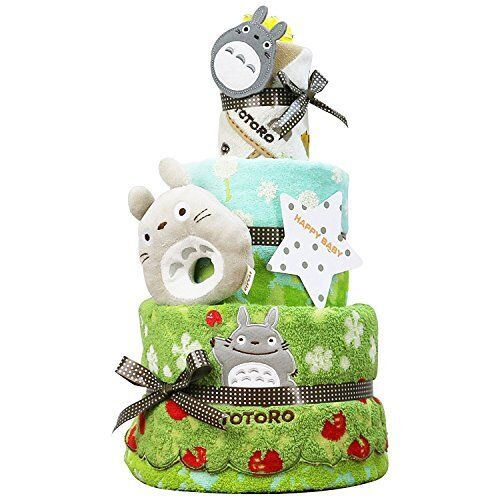 My Neighbor Totor Diaper Cake   Gifts (Pampers  Tape Type S Taille) Japan Toho  grand choix