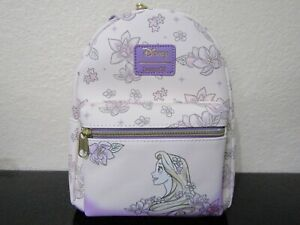 Loungefly Disney Tangled Sketch Mini Backpack New With Tags Ebay