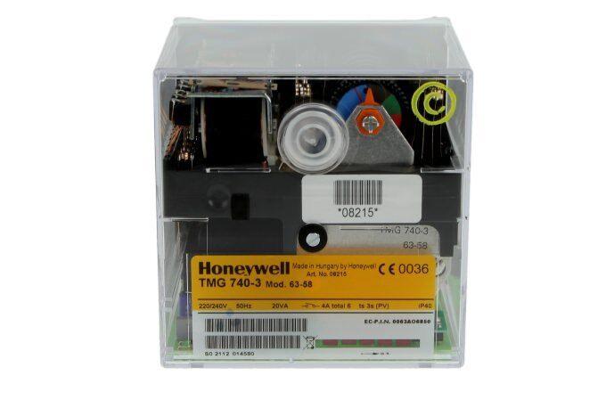 Honeywell Satronic Steuergerät TMG740-3, Mod. Mod. Mod. 63-58 099cb3