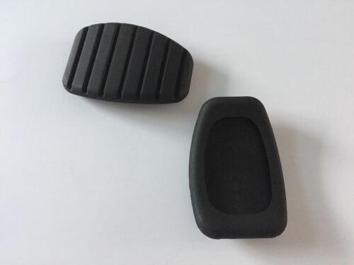 For Renault Modus Megane Trafic Twingo AF Clutch Brake Rubber Pedal Pad Cover