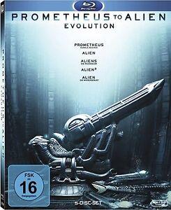 PROMETHEUS-TO-ALIEN-EVOLUTION-5-Blu-ray-Discs-NEU-OVP