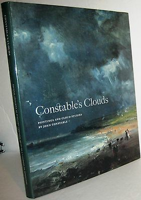 Constable's Clouds : Paintings and Cloud Studies by John Constable by Edward Mor