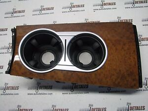 Mercedes-GL-X164-Center-Console-Cup-holder-A1646801714-used-2011