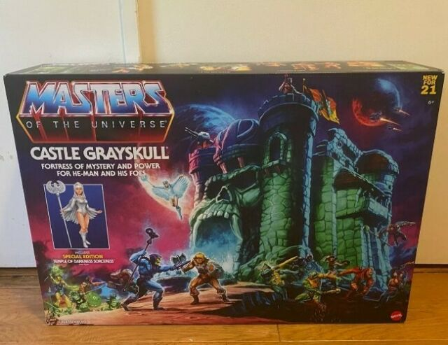 Masters of the Universe Origins Castle Grayskull Playset Brand New!! Ships fast!