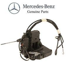 Mercedes W203 C320 C230 Door Lock Mechanism Left Front GENUINE driver 2037200135