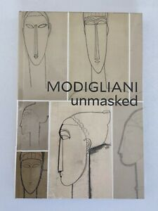 2017 Modigliani Unmasked Sealed HC Stunning