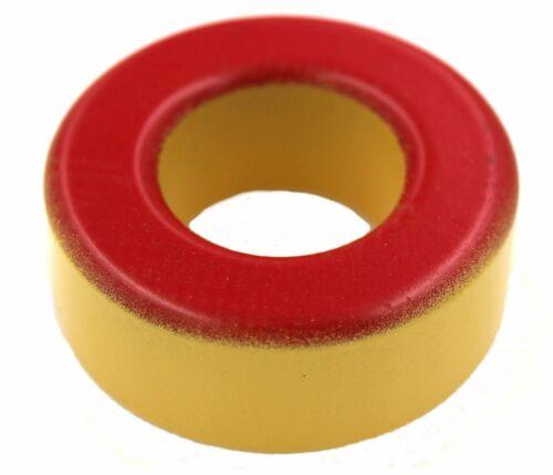 12 Micrometals T68-8//90 Iron powder toroidal core Lot of  4 or 28.