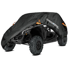 Can Am Maverick X3 Quarter Upper Door Storage Bags Bag OEM NEW #715004276
