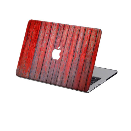 """Wood Painting Hard Case Cover KB SP For Macbook Pro Air 11/""""13/""""15/"""" Retina 12/"""""""