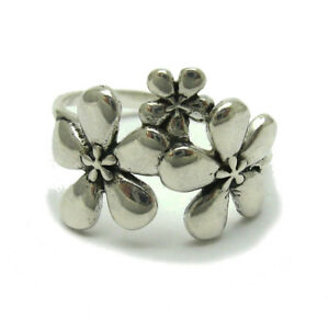 Sterling-silver-ring-solid-925-Flower-R001701-Empress