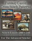Fantasy Castle Cross Stitch Patterns: Collection Number 2 by Tracy Warrington (Paperback / softback, 2014)