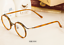 Vintage-Literary-TR90-Metal-Retro-eyeglass-frame-Round-Clear-Glasses-Women-Men thumbnail 19