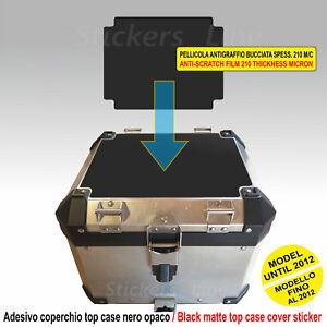 Adesivo-COPERCHIO-Top-Case-bauletto-valigia-BMW-R1200GS-bags-stickers-fino-2012