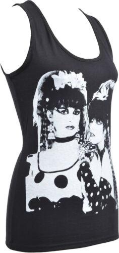 Femme Noir Tank Top Strawberry Switchblade Pop Punk Rock New Wave 1977 S-2XL