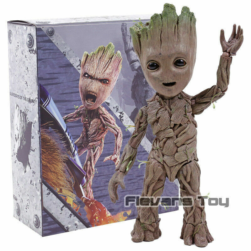 MARVEL   GUARDIANS OF THE GALAXY - cifra GROOT   GROOT cifra 25cm