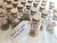 part wedding favours wedding favors Individual Rose in bottle wedding favours