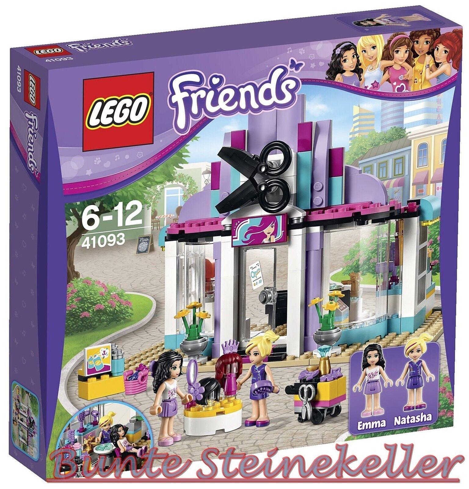 LEGO ® Friends: 41093 Heartlake Barbiere Salon & 0.€ Spedizione NUOVO & OVP