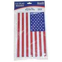 Annin Flagmakers U.s. Flag Magnet, 5 X 8-in.