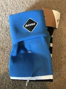 Nike Bristol Soccer Socks- Adult Unisex- Blue/ Black/ White