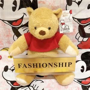 NWT Disney Christopher Robin Plush 17' Winnie the pooh Disney Store authentic