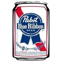 Pabst Blue Ribbon Iron On T Shirt Pillowcase Fabric Transfer 1 - Can