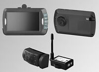 Prouser Kabellose Rückfahrkamera Und Einparkhilfe Pr043dc