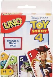 NEW Toy Story 4 Uno from Mr Toys