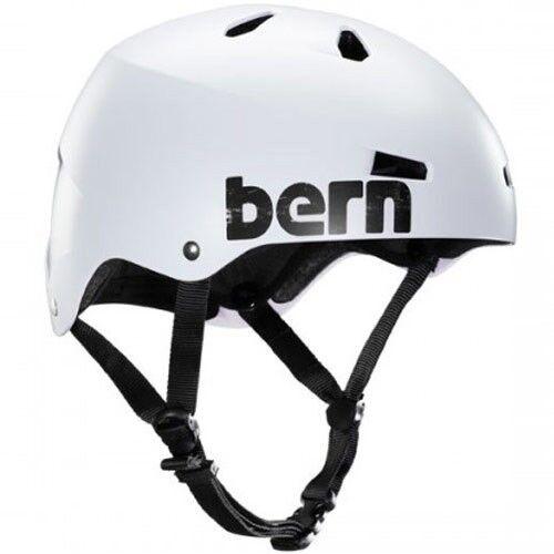 Bern Macon H2O casco sport acquatici CANOTAGGIO KAYAK SCIA XL BIANCO