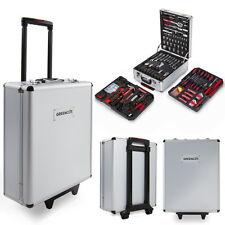 Herramientas de taller Tools-416 PCS maleta practica 416 piezas calidad Greencut