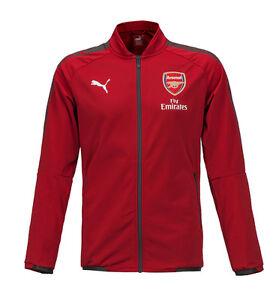 ed98ec3b72c Image is loading Puma-Arsenal-Stadium-Jacket-751697-03-Soccer-Football-