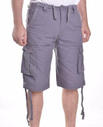 Ecko Unlimited Men/'s Cargo Shorts Choose Style Color /& Size