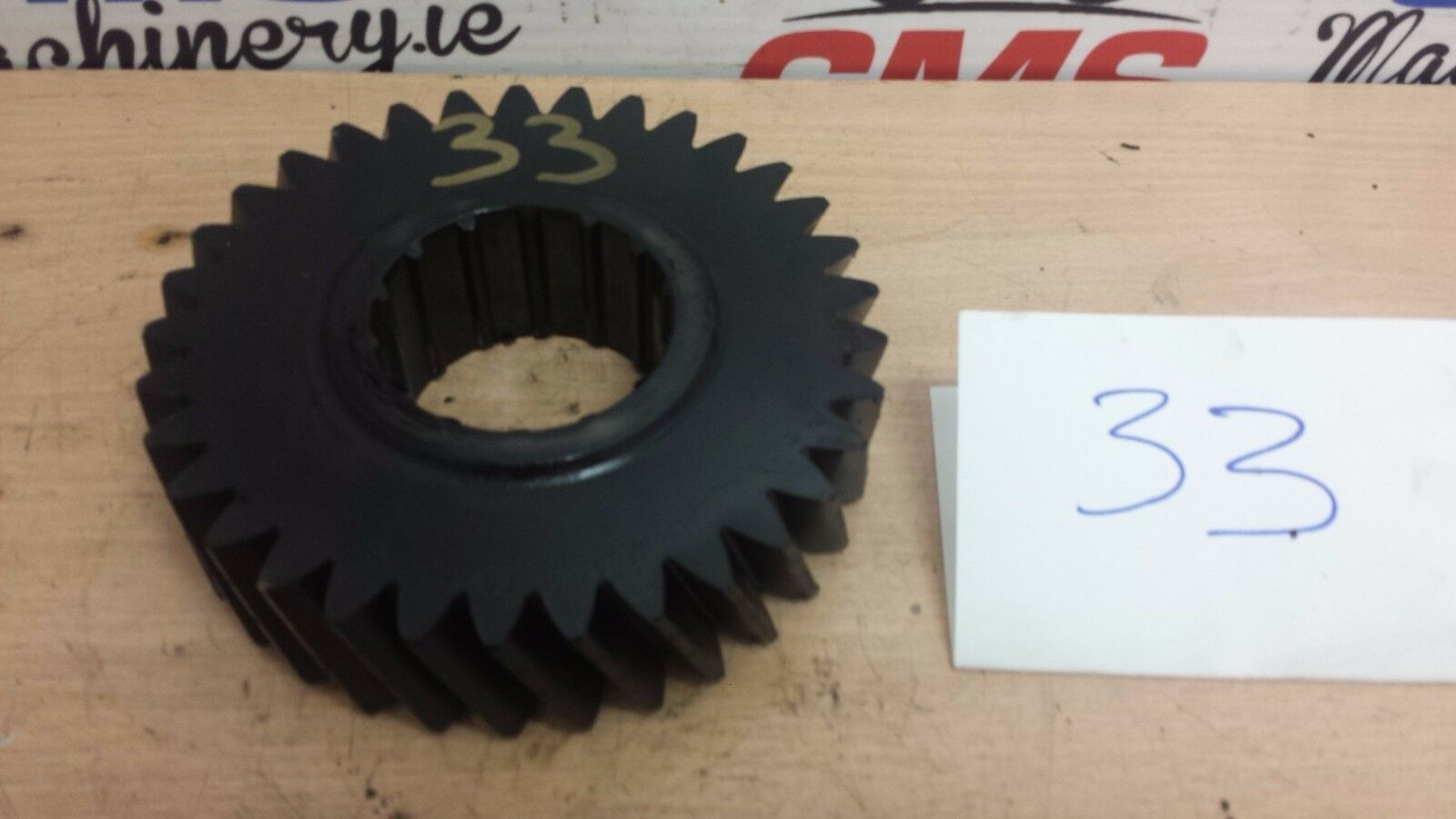 Massey Ferguson Gear 33 Teeth  M1
